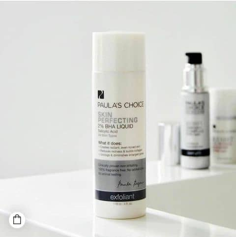 Image result for Tẩy Tế Bào Chết Paula's Choice Skin Perfecting 2% BHA Liquid