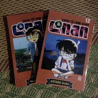 Thám tử lừng danh Conan Tập 12-13 của vuhana4 tại Tiền Giang - 2464705