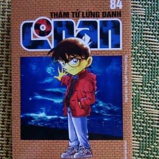 Thám tử lừng danh Conan tập 84 của vuhana4 tại Tiền Giang - 2464505