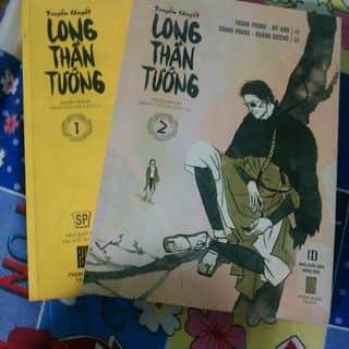 Thanh lý 2 tập Long Thần Tướng của tohonami tại Kiên Giang - 2309348