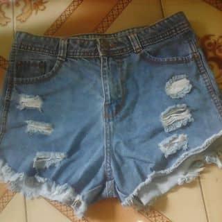 Thanh lý quần jean short 50k của honggssvtss tại 295 Âu Cơ, Thành Phố Qui Nhơn, Bình Định - 3644607