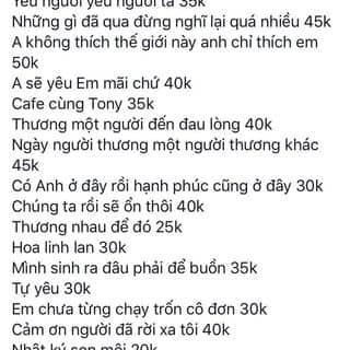 Thanh lý toàn bộ 30-45k của meemmon tại Thanh Hóa - 3402071