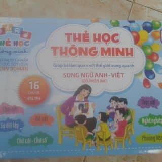 Thẻ hoc thông mjnh cho be iu của cata26 tại Thừa Thiên Huế - 2169291