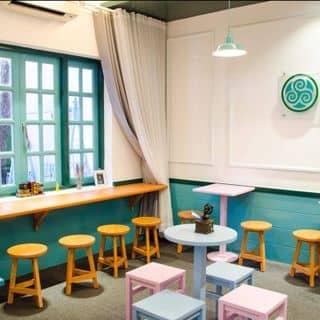 Tiệm trà bánh xinh xắn dành riêng cho sinh viên đường Nguyễn Trọng Tuyển