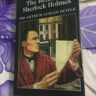 The Return of Sherlock Homes của sachmoingay tại Hồ Chí Minh - 2973943