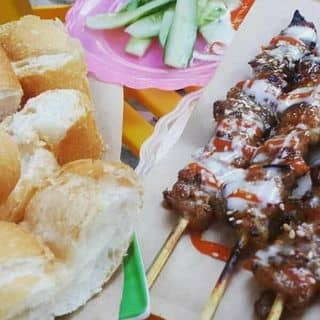 Thịt nướng của minie287 tại 104 Nguyễn Đức Cảnh, Cát Dài, Quận Lê Chân, Hải Phòng - 2419229