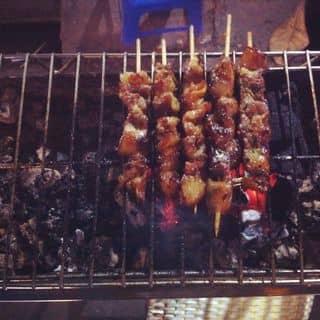 Thịt xiên nướng - Hà Nội