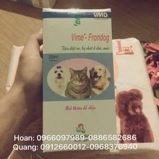 Thuốc xịt diệt bọ,ve cho cún của quanghoanyb tại Yên Bái - 3331232