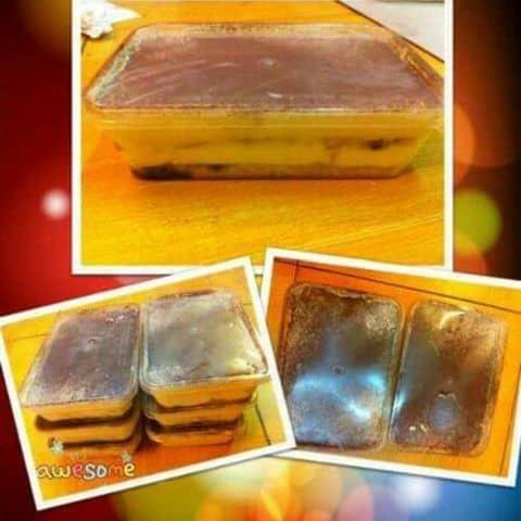 Các hình ảnh được chụp tại Bánh tiramisu Ngõ Chợ Khâm Thiên