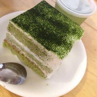 Tiramisu trà xanh and caramen trà xanh của lhlluong123 tại 37 Phai Vệ, Thành Phố Lạng Sơn, Lạng Sơn - 1093698