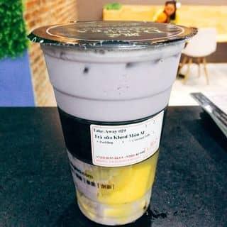 Trà sữa khoai môn của nguyenduchackervn tại 110 Hàm Nghi, Thành Phố Hà Tĩnh, Hà Tĩnh - 1160746