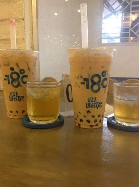 Trà sữa không vị - 721656 duong.didi - Trà Sữa Âm 18 Độ C - Quang Trung - 56 - 58 Quang Trung, Quận Gò Vấp, Hồ Chí Minh