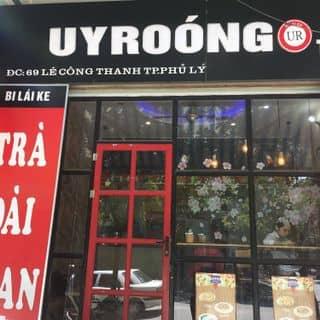 Trà sữa Uy Roóng của minhtringuyen95 tại Lê Công Thanh, Thành Phố Phủ Lý, Hà Nam - 3381067