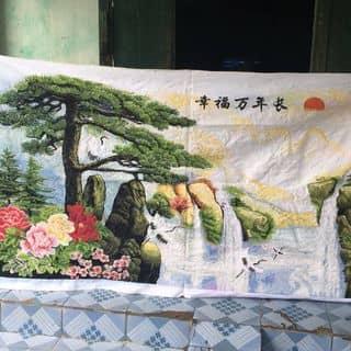 Tranh thêu cây tùng của vinhnguyen294 tại Quảng Ninh - 3899967