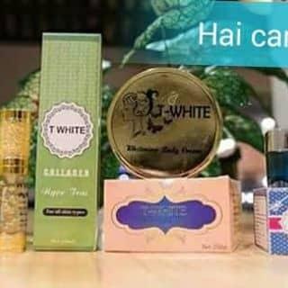 Trọn bộ mỹ phẩm T-white .ship hàng toàn quốc nhận hàng mới thanh toán. của candyhai tại Hồ Chí Minh - 2552963