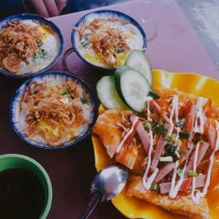 Trứng cút đút lò & mì nướng muối ớt của riikhin tại 36 Xuân Diệu, Thành Phố Huế, Thừa Thiên Huế - 998104