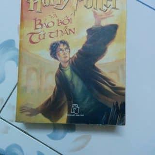 Truyện cũ Harry Potter của thuongphu8c tại Hồ Chí Minh - 2703700