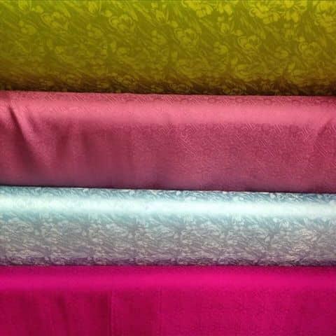 chất liệu vải