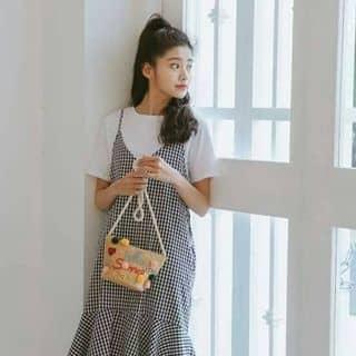 Váy caro trắng đen  của thuphuongg30 tại Điện Biên - 3448206