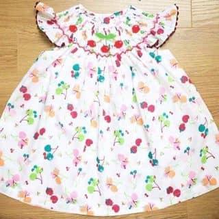 Váy cherry size 2,4,5t của hangphamthu1 tại Đà Nẵng - 3237895
