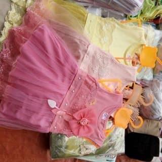 Váy cotton phối ren  của tradahanhphuc tại Bắc Kạn - 3002031