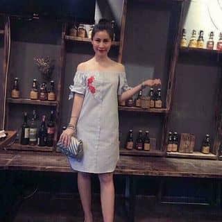 Váy hở váy hoa thêu của lethanh1105 tại Quảng Ninh - 3542978