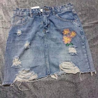 Váy jean size M của tranvy339 tại Tây Ninh - 3838478