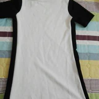 Váy suông trắng đen  của thanh.thanh.97 tại QL 5 Như Quỳnh , Văn Lâm , Hưng Yên, Huyện Văn Lâm, Hưng Yên - 3467973
