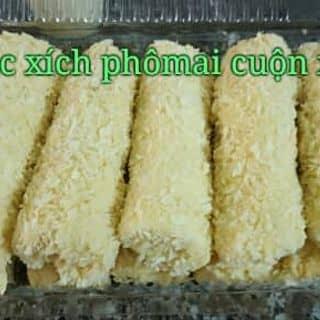 Xúc xích phômai cuộn xù của anhthu.chu.71 tại Khu Vườn Hoa, Lê Hồng Phong, Thành Phố Bắc Ninh, Bắc Ninh - 652779