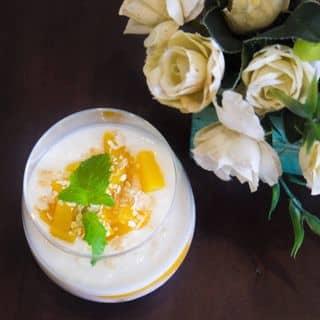 Yogurt ngũ cốc đào của maito94 tại 11C Vũ Huy Tấn, 3, Quận Bình Thạnh, Hồ Chí Minh - 3855286